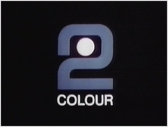 From the BBC 2 Colour Ident (1969)