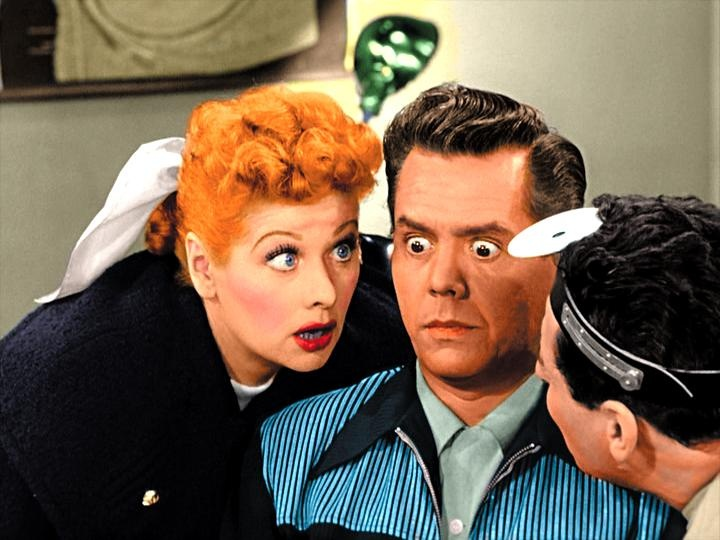 306 Best I Love Lucy In Color Images On Pinterest Lucille Ball Desi Arnaz And I Love Lucy
