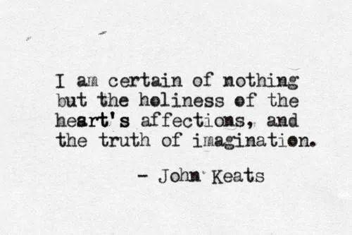 john keats poems with explanation pdf