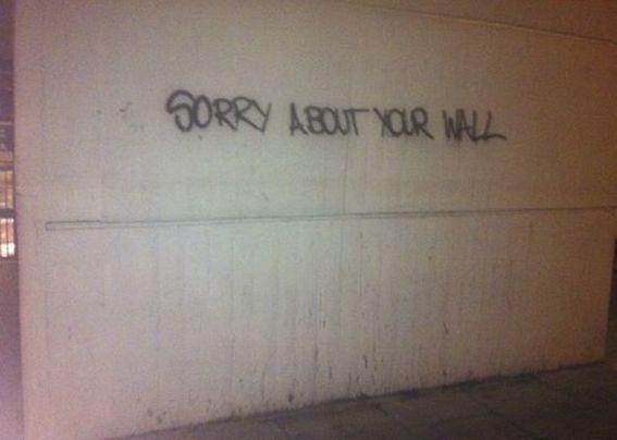 Graffiti You'll Only Find In Canada (via BuzzFeed)