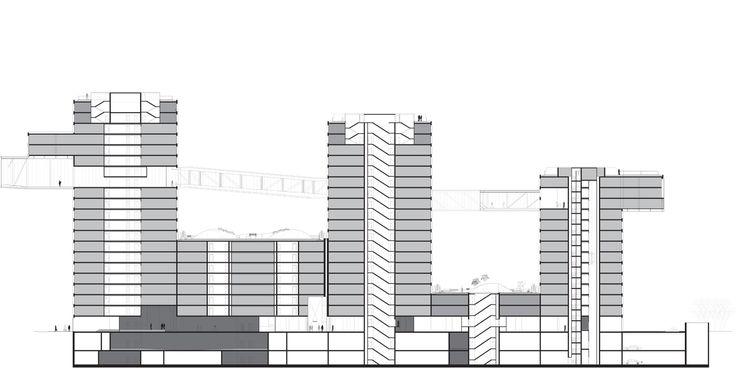 Linked Hybrid | Steven Holl Architects