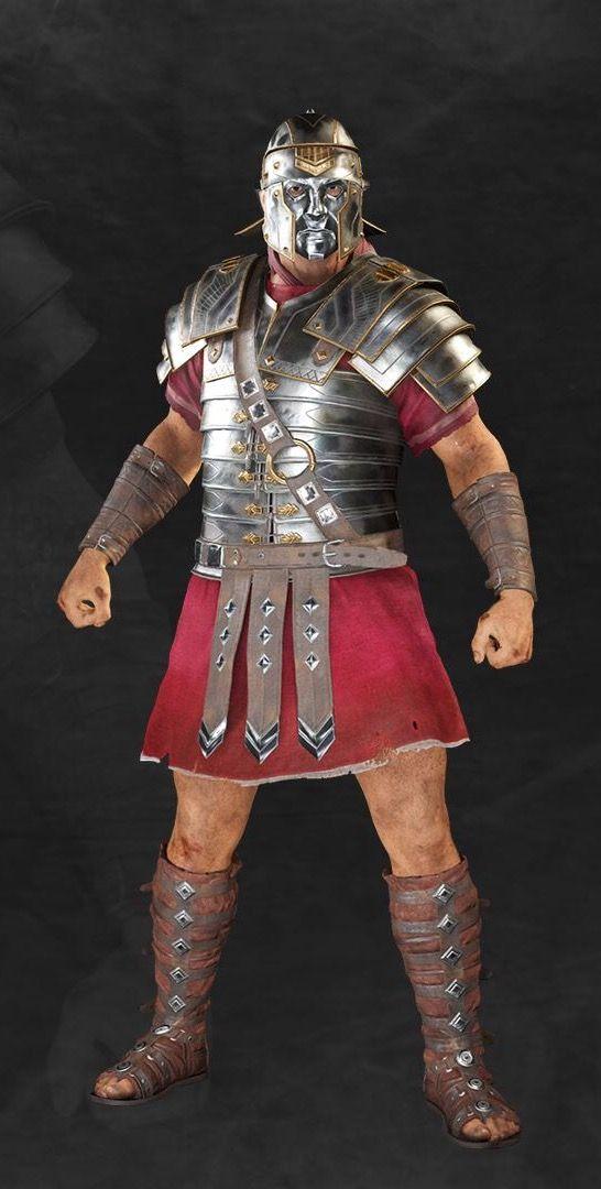 Ryse Son Of Rome Legionary Armor Gladiator Mode Roma