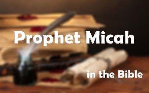 """Who was the Prophet Micah?  What was his purpose? ~ Who is Micah? - I believe that Micah's name is part of His purpose to proclaim God as his name means """"who is like Yahweh"""" so Micah is to be used by God to reveal Who He is. We don't have much on Micah but simply an introduction where it says """"The word of the Lord that came to Micah of Moresheth in the days of Jotham, Ahaz, and Hezekiah, kings of Judah, which he saw concerning Samaria and Jerusalem"""" (Micah 1:1). [...]"""