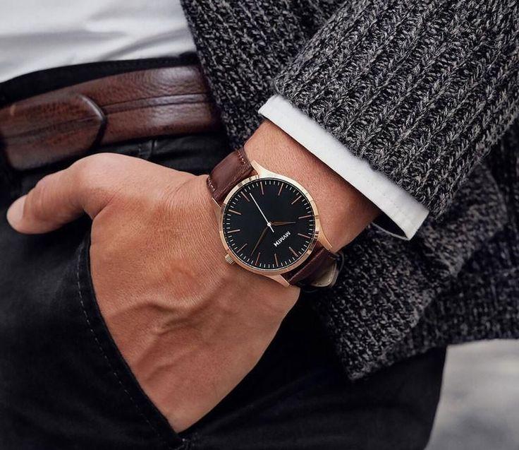 Make a bold statement with one of MVMT's Chrono Watches. These strong watches offer 45mm cases sure to make a statement.