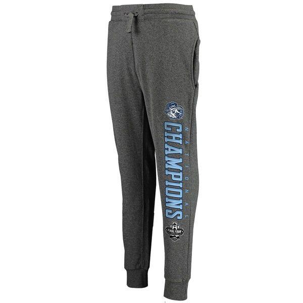 North Carolina Tar Heels Fanatics Branded 2017 NCAA Men's Basketball National Champions Cuffed Sweatpants - Heathered Gray - $39.99
