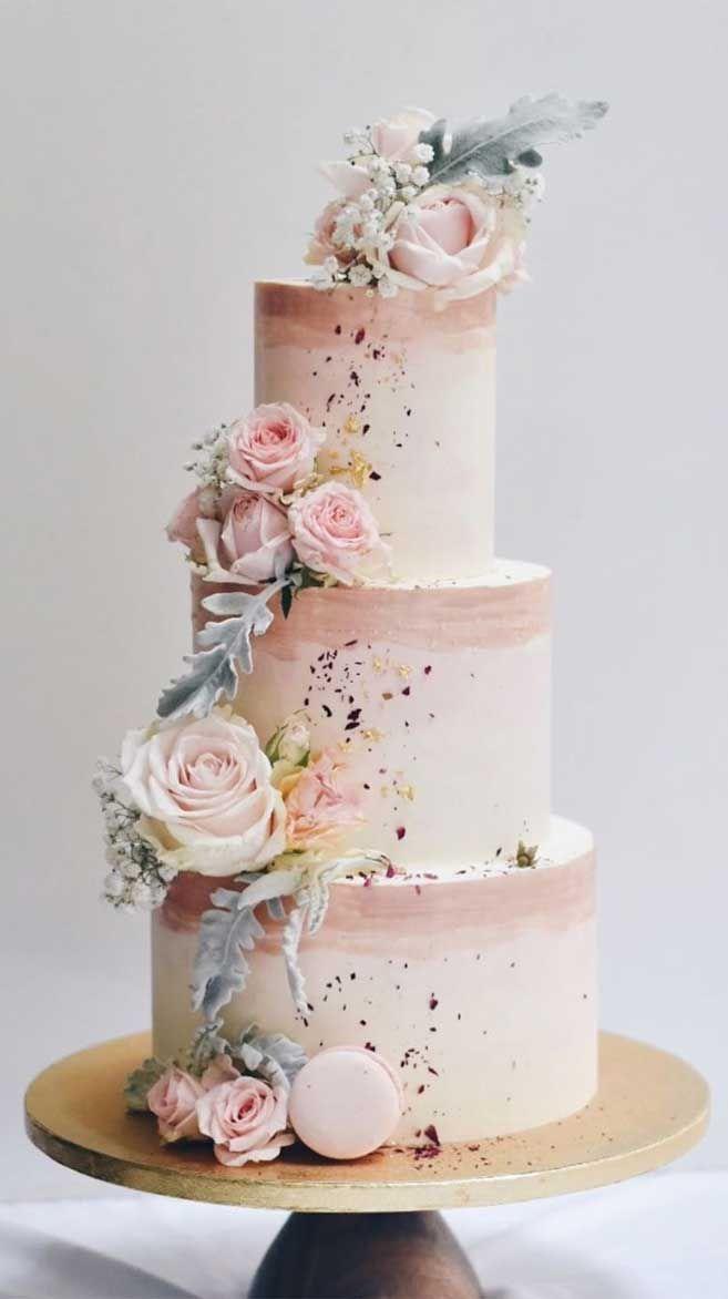 59 einzigartige Hochzeitstorte Designs, einzigartige Hochzeitstorten, hübsche Hochzeitstorte, einfache …   – Wedding cakes