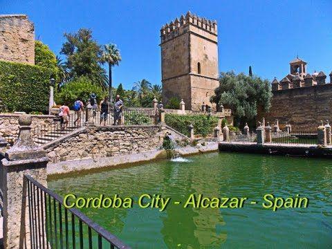 Кордоба -  дворец Алькасар / Cordoba City  -  Alcazar  -  Spain