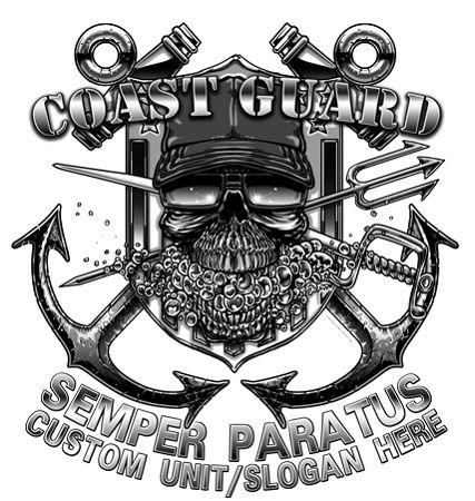 Coast Guard Semper Paratus Military Uscg Shirt Uscg