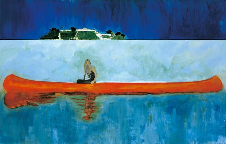 Peter Doig | 10-Years-Ago,-2001                                                                                                                                                                                 Plus