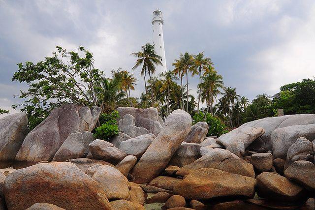 Lengkuas, Belitung