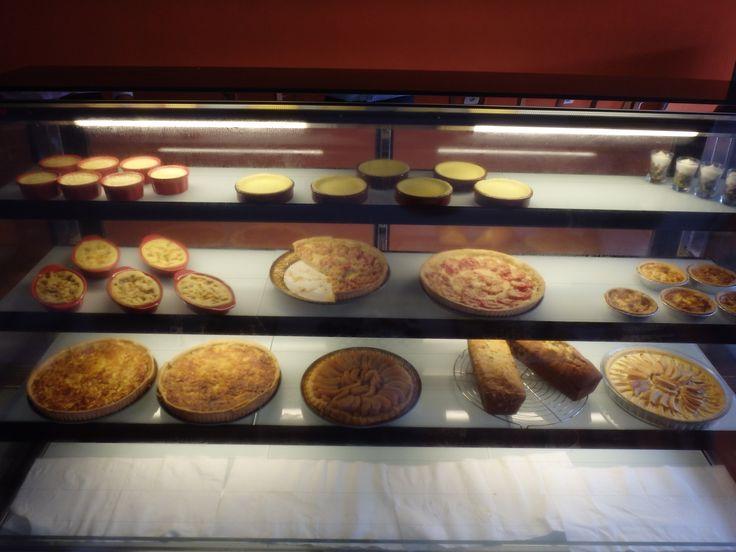 Foods in the  Café Le Petit Paris