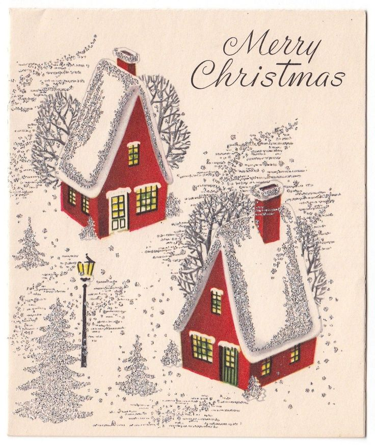"VINTAGE Greeting Card Merry Christmas Red Houses Silver Gilt Sangamon L09 - $1.99. Vintage Greeting Card Used/Signed Silver gilt accents Edge wear (bump) on back cover""Sangamon""6"" x 5"" See my other listings for more Vintage Greeting Cards I am happy to combine shipping Please wait to pay until you are finished shopping and make ONE PayPal payment $1 for the first card, 20 cents for each additional card Purchase 10 or more cards and shipping is FREE International customers shipping is $3...."