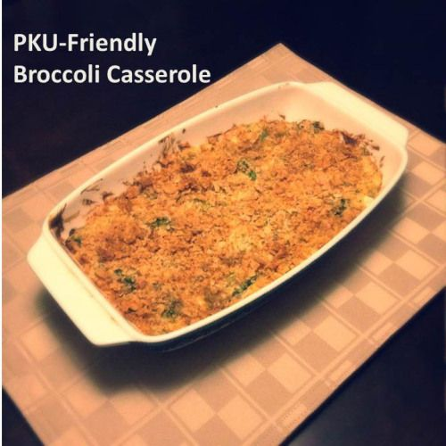 Check out this PKU-friendly recipe!