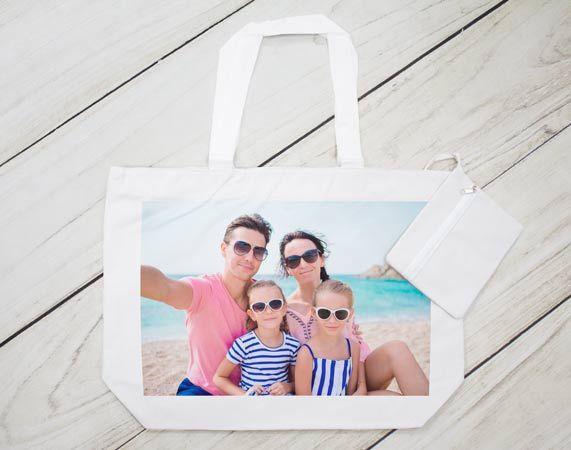 Bolsa de playa personalizada
