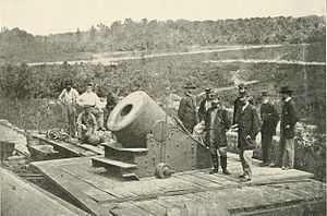 Siege of Petersburg VA