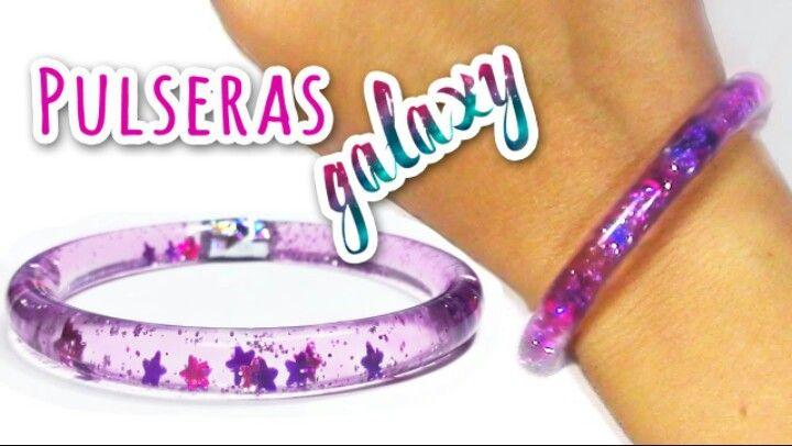 Estas pulseras son super chulas y con sólo unos pocos materiales los puedes hacer!