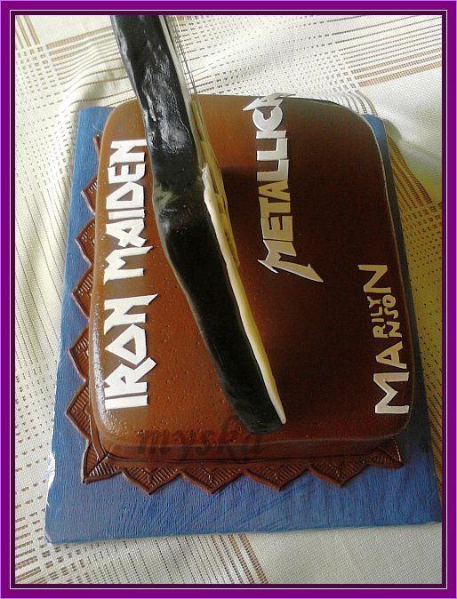 metal dort