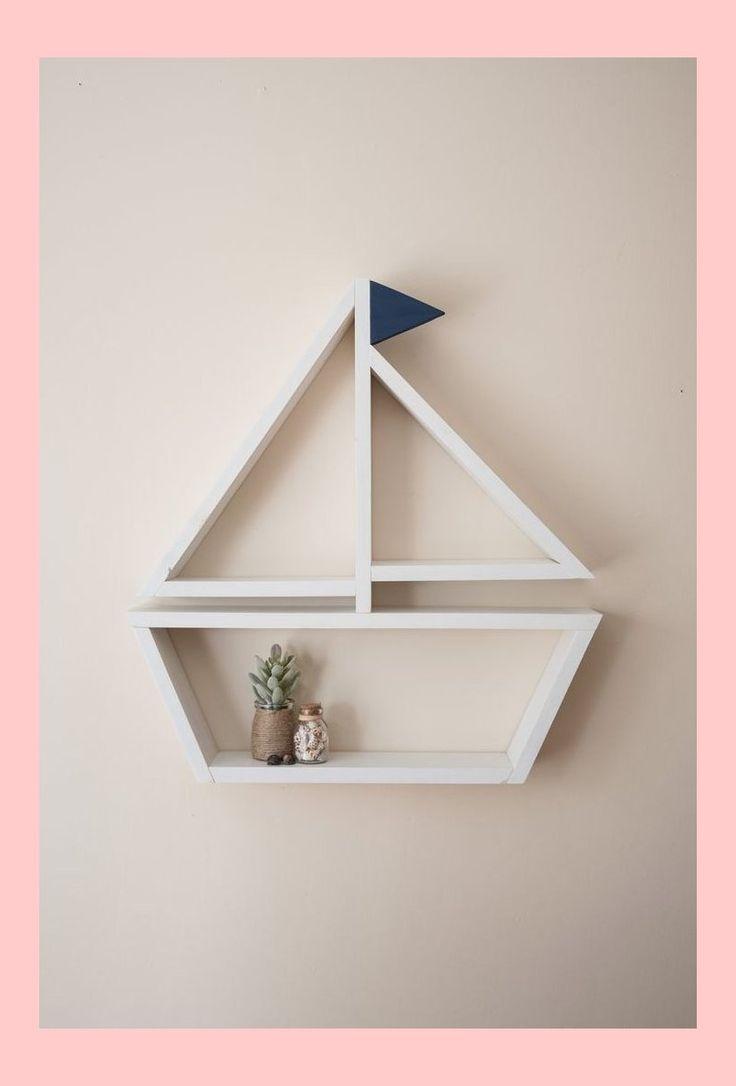 Wie man einen einfachen DIY Wandbehang mit Garn macht ...