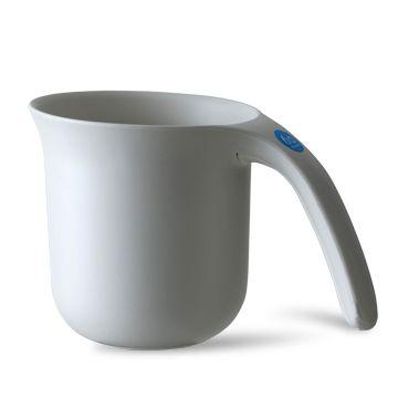 60VISION/MARNA60 ペイル 1890yen ミルクピッチャーを思わせる優しい風合いの手桶