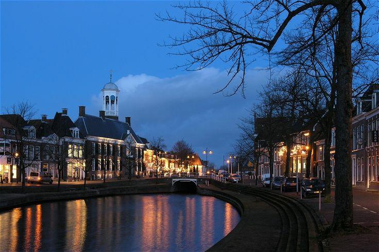 Dokkum ~ Friesland ~ the Netherlands was elevated in 1298.