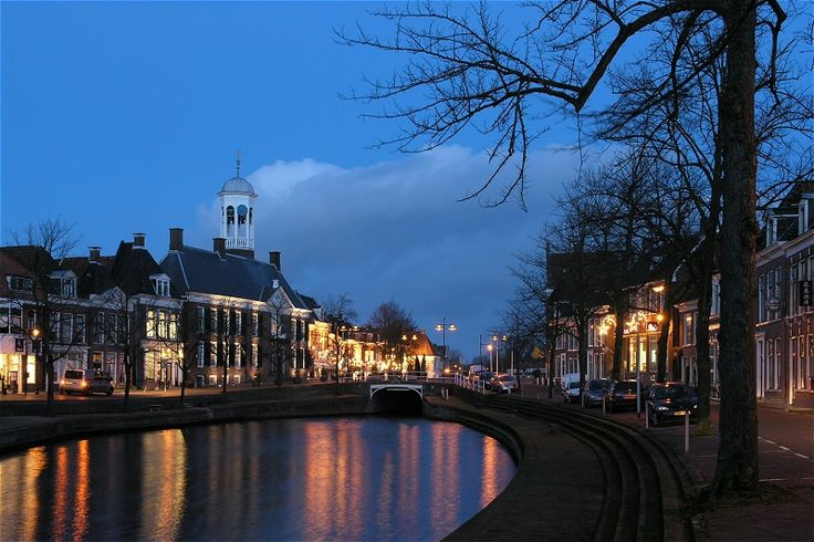 Dokkum ~ Friesland ~ the Netherlands was elevated in 1298.