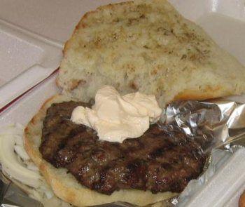 Burger Balkaneros (pljeskavica) recipe | BigOven