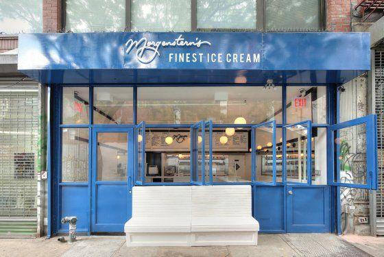 Morgenstern's Finest Ice Cream, 2 Rivington St near Bowery. Get the banana split.
