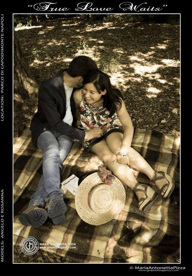 Project: True Love Waits  Models: Angelo e Rosanna Location: Parco di Capodimonte(Napoli); Photographers : Giacomo Ambrosino / Maria Antonetta Pizza.  #fotografia #photography #TrueLove #Love #IlPiccoloPrincipe #LePetitPrince #books #Napoli #Capodimonte #Radiohead #TrueLoveWaits