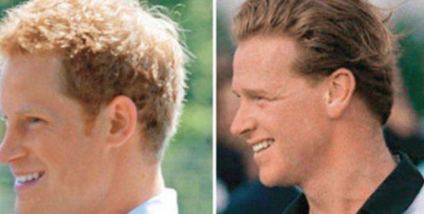 El increíble parecido del Príncipe Harry con James Hewitt, el amante de Lady Di