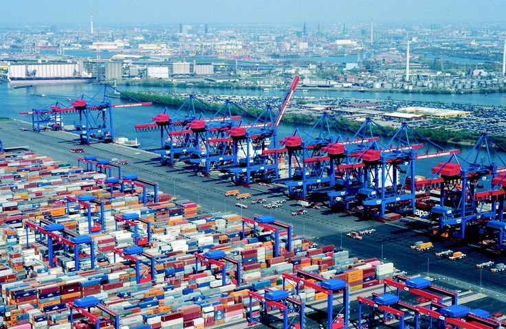 System optimisation will boost capacity at the Port of Hamburgs Container Terminal Altenwerder by some 50% to 3m TEU.