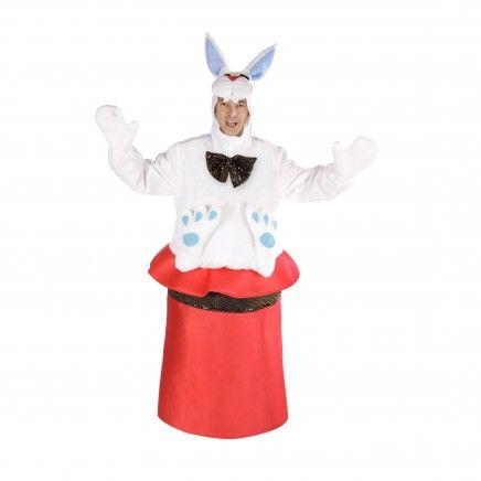 Disfraz Conejo de Chistera Mago | Disfraces Originales