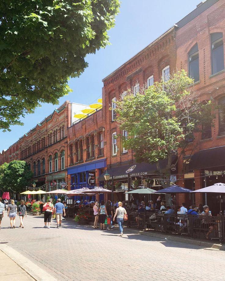 #Downtown #Charlottetown #PrinceEdwardIsland #Canada. Photo by Grace Naumann