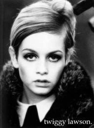 twiggy then: 60 S, Eye Makeup, Fashion Icons, Fashion Models, Eyelashes, Style Icons, 60S, Hair, Supermodels