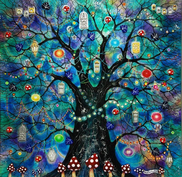Fairy-Lights | Kerry Darlington