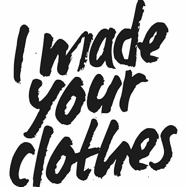 Whomademyclothes The Fashion Revolution Week For Everyone Fashion Revolution Sustainable Fashion Fast Fashion