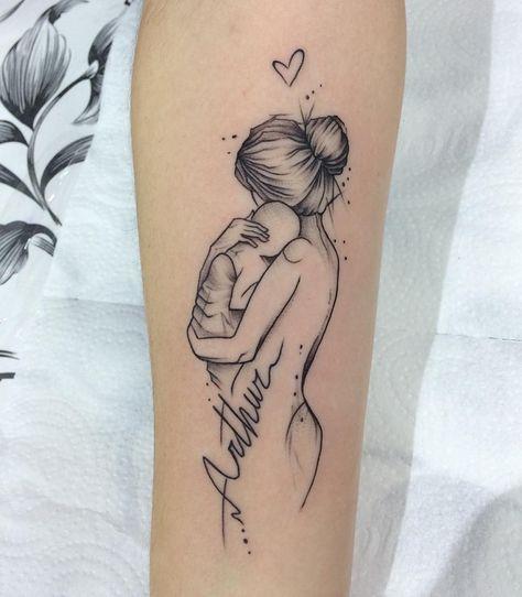 #ink39 #saobentodosul #tattoohomenagem #tattoofilhos