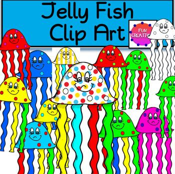 If I'm not mistaken you're the type to utilize cuteness and originality in your classroom and teaching resources. One thing is for sure, this cute set of jellyfish will decorate your resources with that swimming charm. This exclusive set Includes: 12 Super