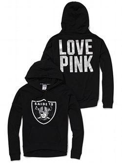 Pink raider nation jacket