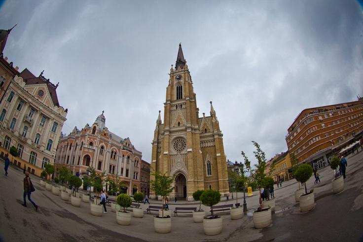Chiesa a Novi Sad