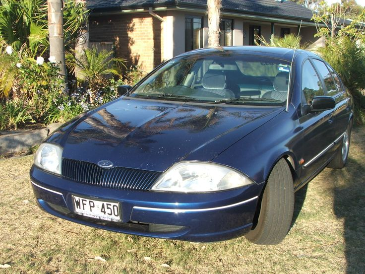 1999 Ford Falcon Sports
