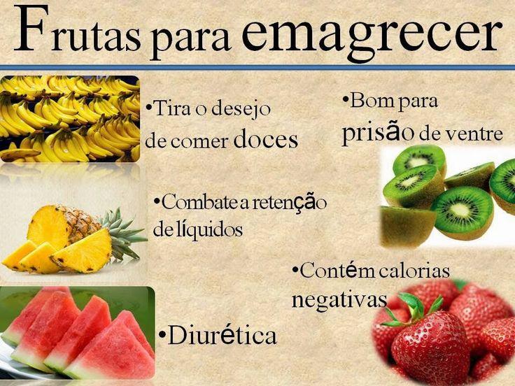 Frutas que ajudam a emagrecer e a manter seu peso.   Adicione essas frutas na sua alimentação!   Você vai se surpreender com os resultad...