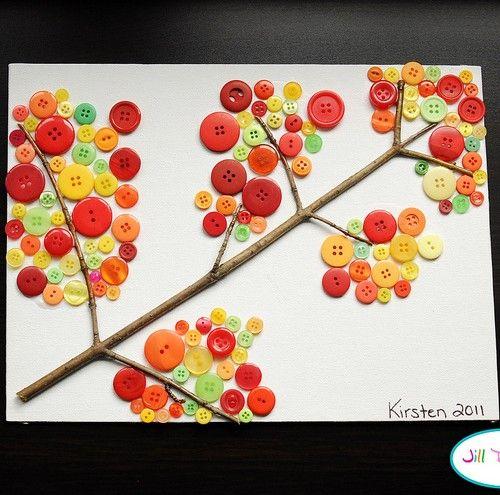 Lavoretti: 10 idee per creare le foglie con i bambini
