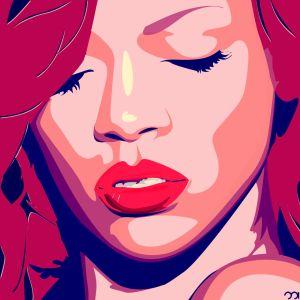 Картины в стиле поп арт по эксклюзивной отрисовке по актуальной ...