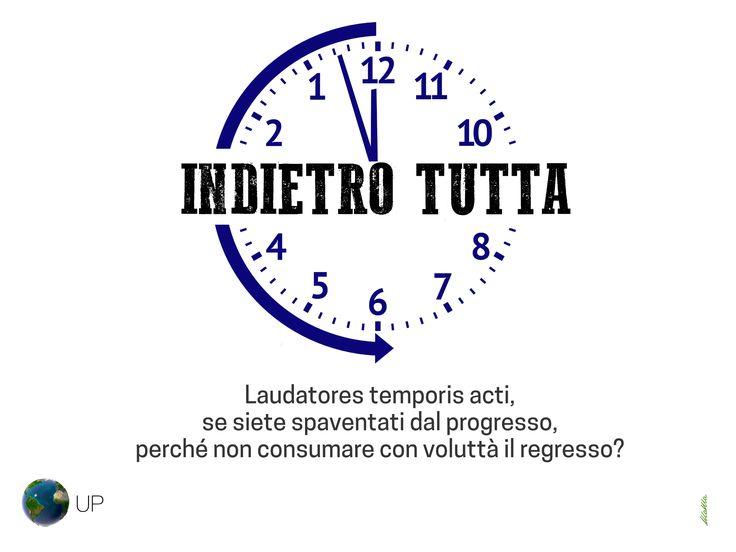 INDIETRO TUTTA SCALDA I MOTORI