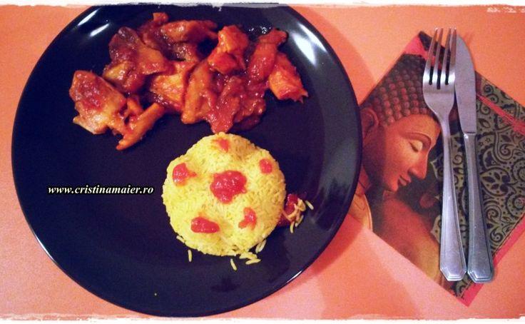 Seducție orientală, servită la ceas de seară! Rețeta cu poveste, pe blog! www.cristinamaier.ro #new #recipe #story #cristinamaierro