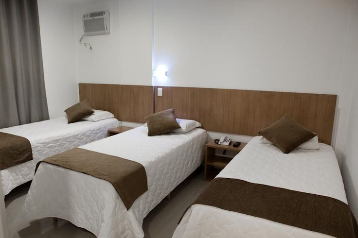 Apartamento Luxo Triplo Solteiro. #florianopolis #floripa #canasvieiras #hoteisemflorianopolis #hotelemflorianopolis