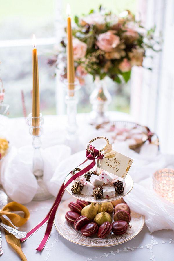 Opulent Baroque Wedding Ideas