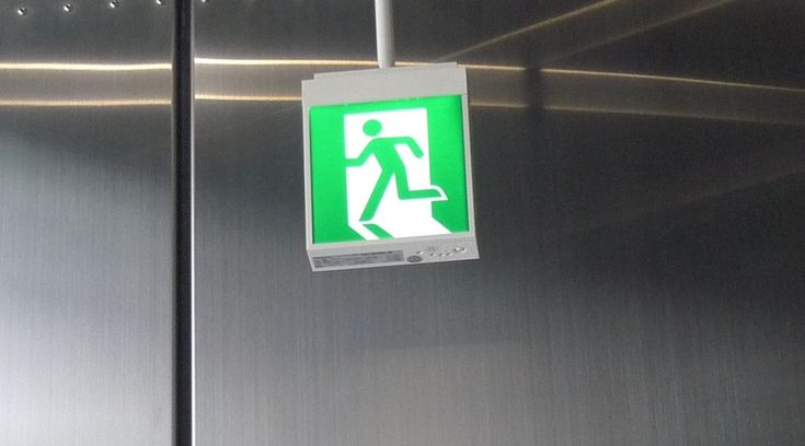 Effectiveness of Typical Exit Signs