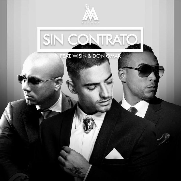 I'm listening to Sin Contrato (Feat. Don Omar & Wisin) (Remix) by Maluma on Pandora