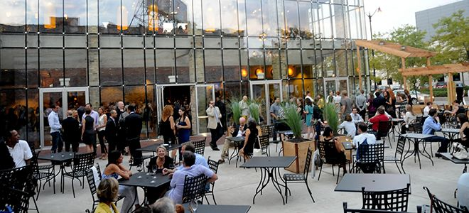Enjoy The Weather In Our Wine Garden At City Winery Chicago City Winery Chicago City Winery City